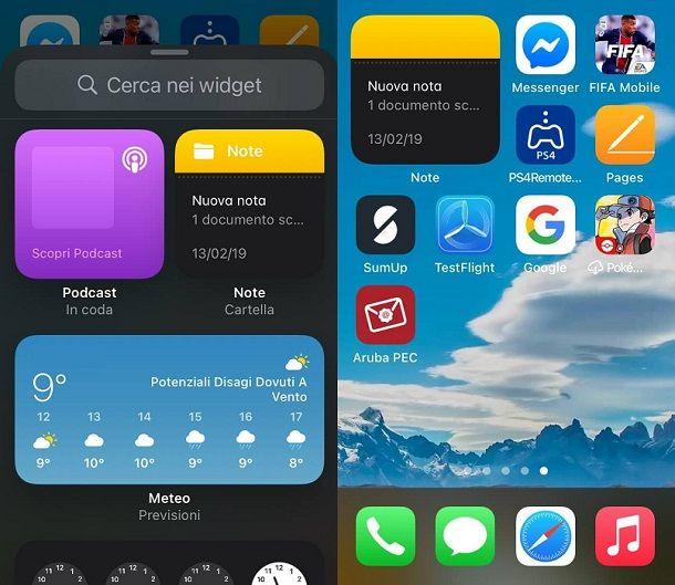 Creare post-it iPhone