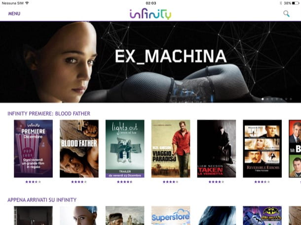App per scaricare film