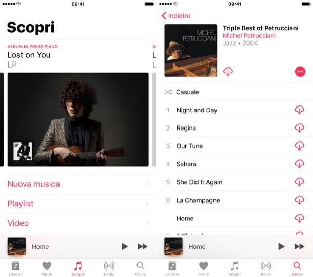 Migliore app per scaricare musica
