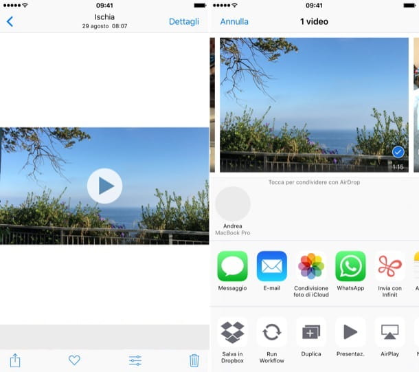 Come trasferire video da iPhone a PC