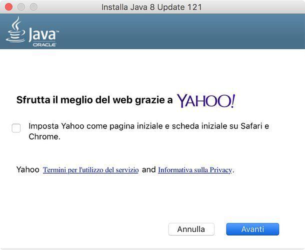 Come testare Java