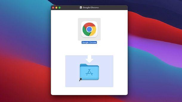Come installare Google Chrome su Mac