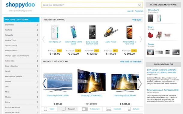Come confrontare prezzi