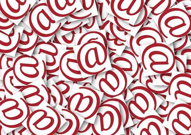 Come verificare indirizzo email