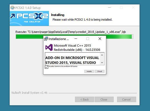 Come emulare PS2