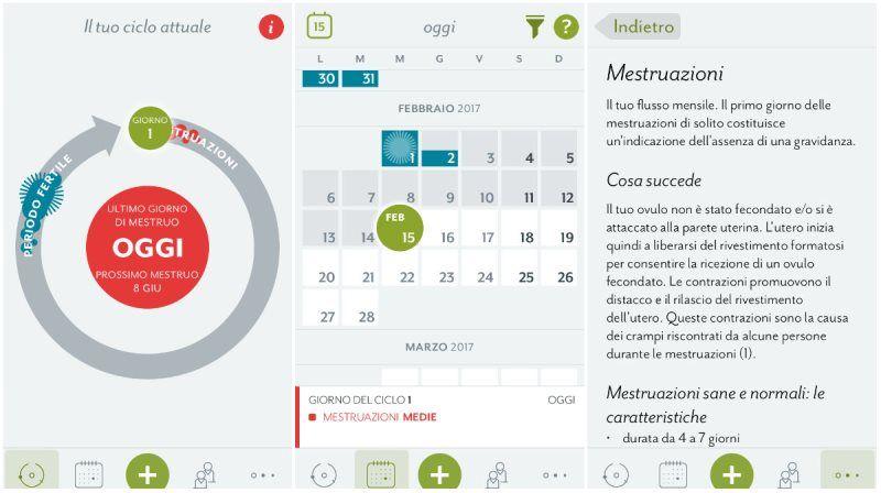 Calendario Mestruale Giorni Fertili.App Per Il Ciclo Mestruale Salvatore Aranzulla