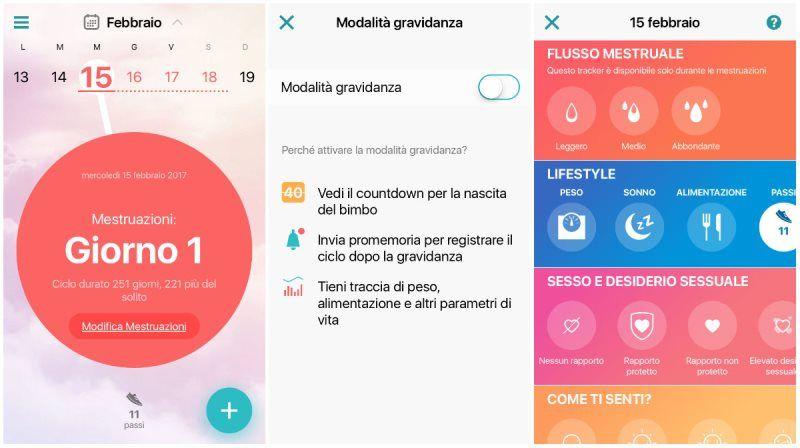 Calendario Del Ciclo Mestruale.App Per Il Ciclo Mestruale Salvatore Aranzulla