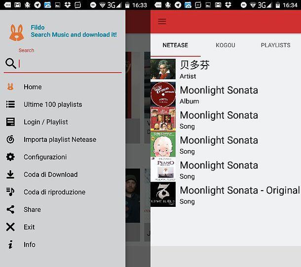 Migliore app per scaricare musica gratis