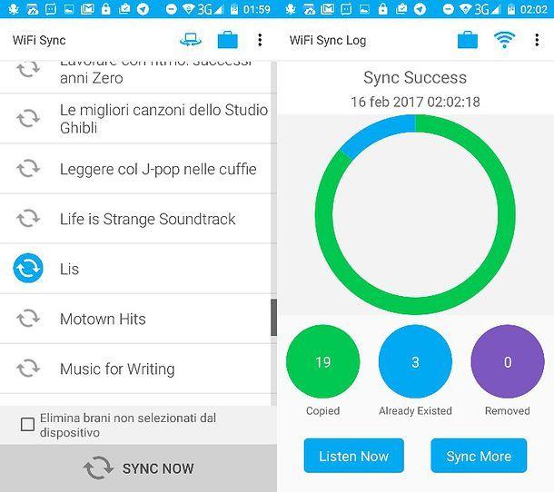 Come caricare musica su Android