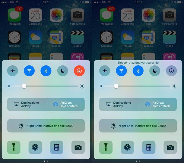 Come sbloccare schermo iPhone