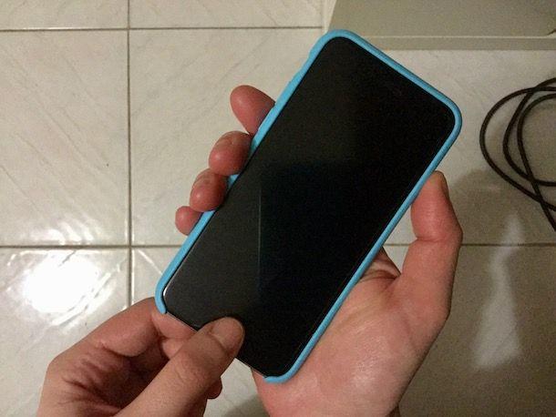 Come clonare iPhone