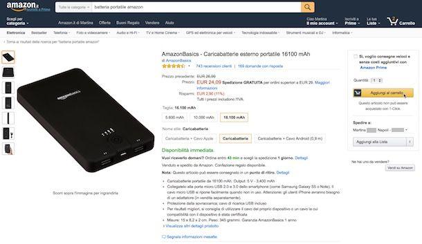 sale retailer 94982 36ef8 Siti per comprare online | Salvatore Aranzulla
