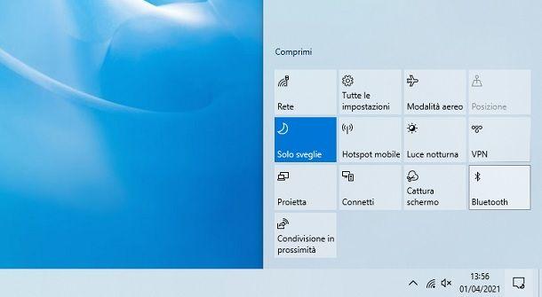 Come attivare il Bluetooth sul PC Windows 10