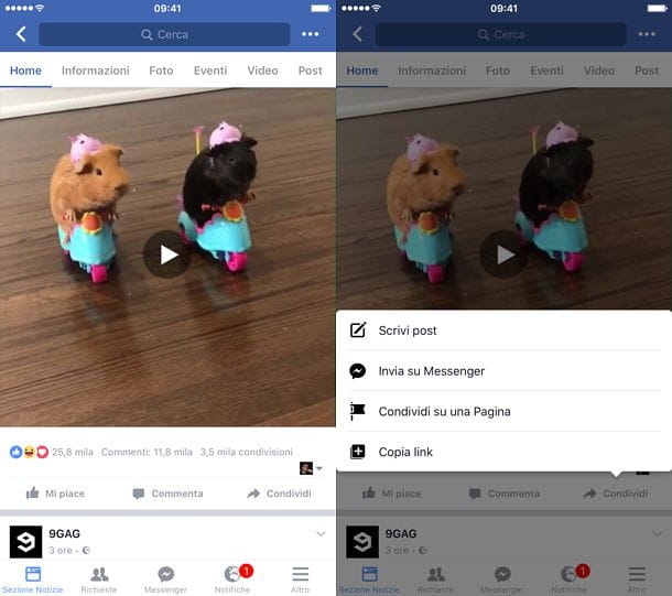 App per scaricare video da Facebook