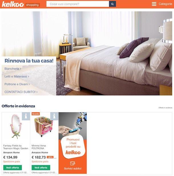 Siti per acquistare online