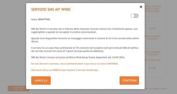 Sito Wind