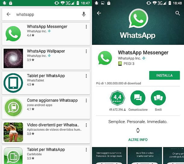 Come ripristinare backup WhatsApp