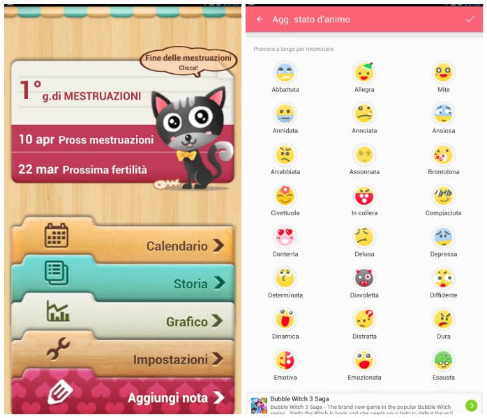 Calendario Del Ciclo Mestruale.App Per Il Ciclo Salvatore Aranzulla