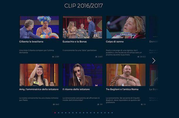 Come rivedere programmi Canale 5
