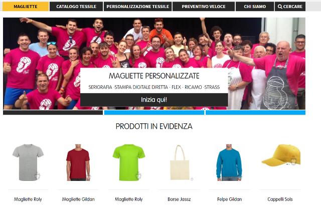 finest selection 87581 5c544 Come stampare T-Shirt | Salvatore Aranzulla