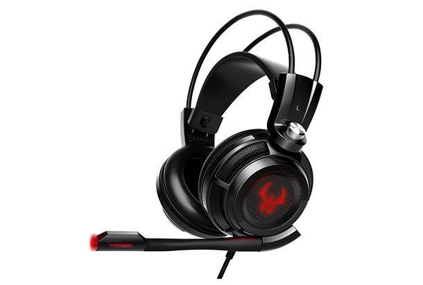 Le EasyAcc G1 sono delle cuffie da gaming con scheda audio integrata e  surround virtuale 7.1 che garantiscono un ottimo rapporto qualità prezzo. f87f0e1ebdb6