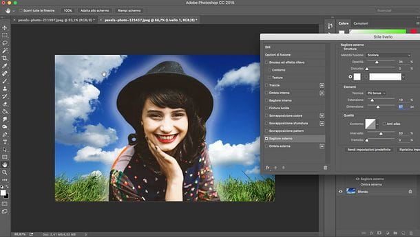 Come scontornare con Photoshop