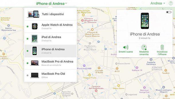 Come bloccare schermo iPhone