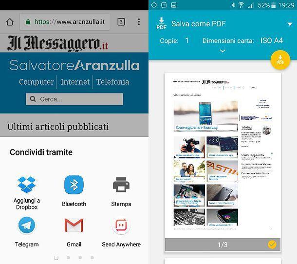 Stampante virtuale PDF