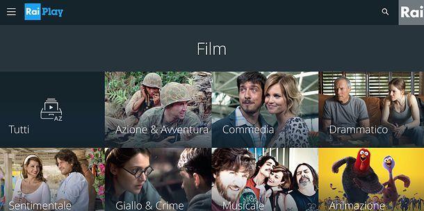 Guarda film gratis