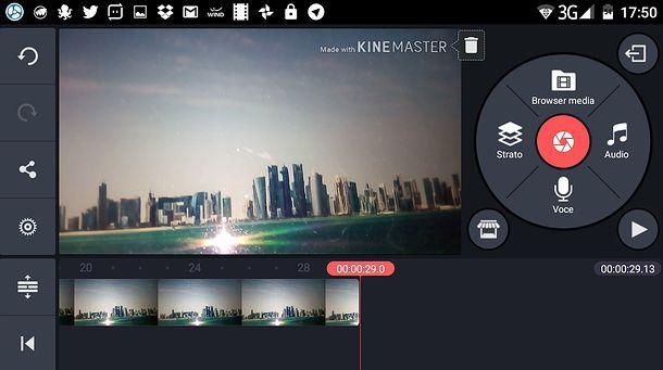 App per editare video