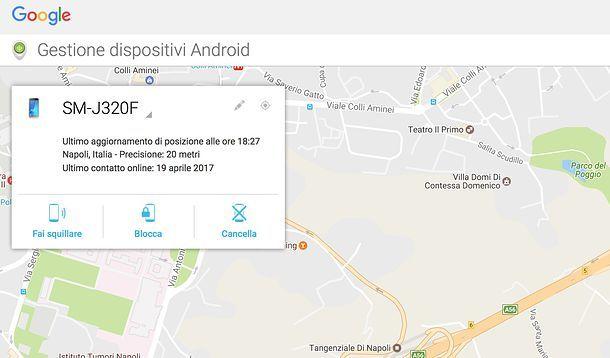 Come trovare Samsung