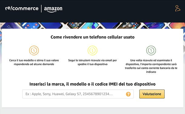 Amazon Recommerce