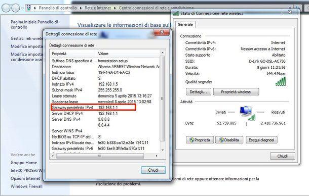 Come cambiare password WiFi Telecom