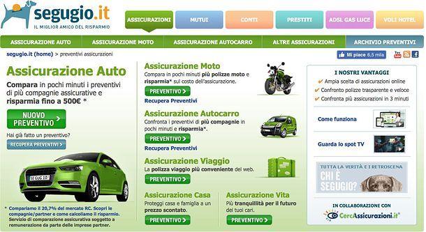 Migliore assicurazione online