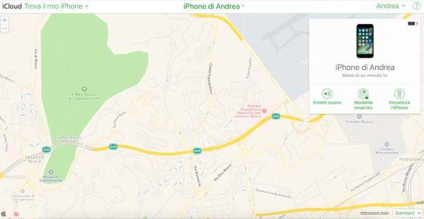 Come localizzare GPS cellulare