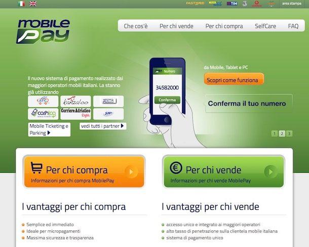 Come disattivare MobilePay definitivamente