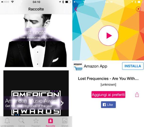 App per scaricare musica iPhone
