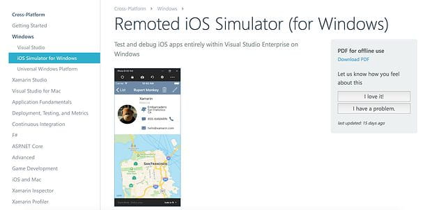 Come emulare iOS