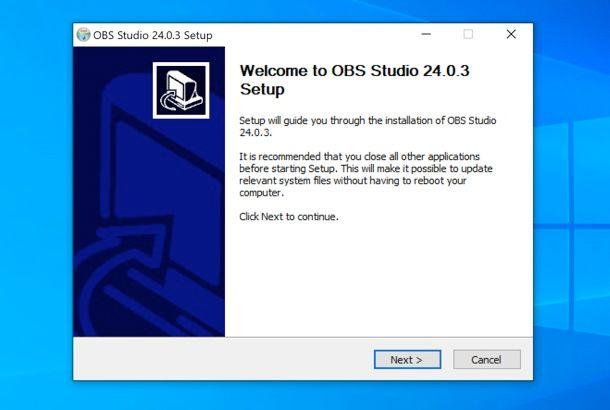 OBS Installer