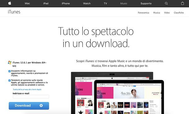 Come esplorare l'iPhone