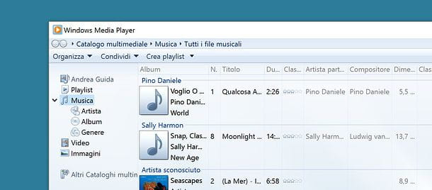 Programma per masterizzare CD audio