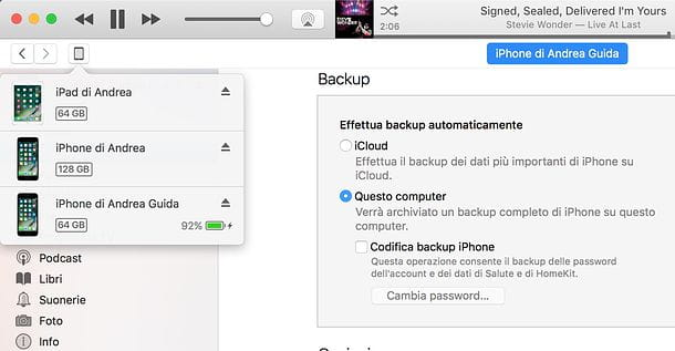 Come passare musica da PC a iPhone