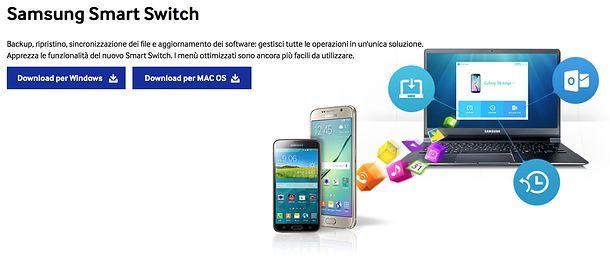 Come formattare cellulari Samsung