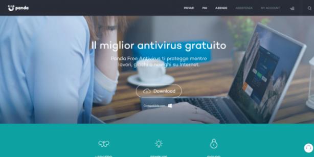 antivirus italiano leggero