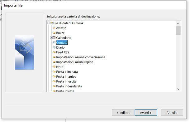Come aprire file CSV