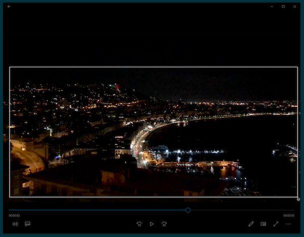 Screenshot video su Windows