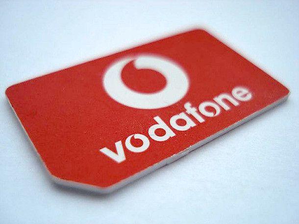 Come tornare in Vodafone