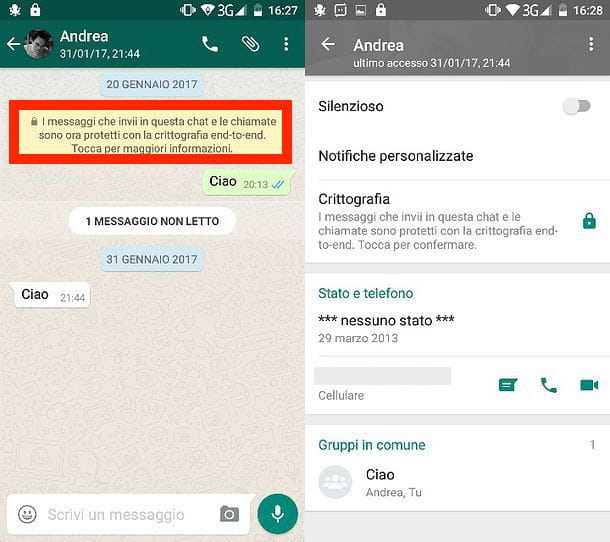 WhatsApp Web/Desktop