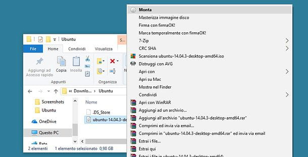 Come aprire file ISO su PC | Salvatore Aranzulla