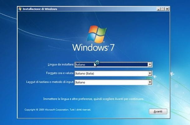 Come acquistare Windows 7